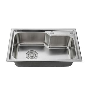 Good quality professional Can be customized by hand factory supply stainless steel sink