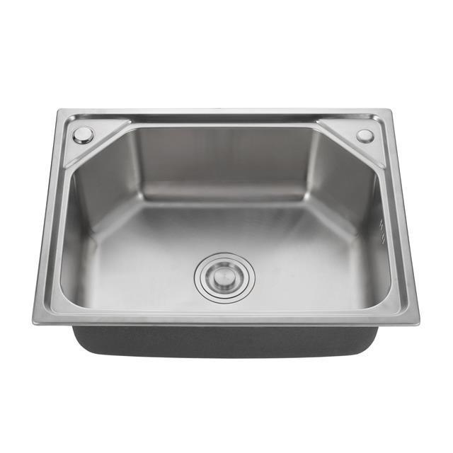 Kitchen sink blockage