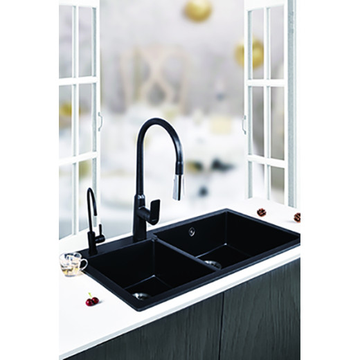 How to clean the kitchen sink? Kitchen sink cleaning method