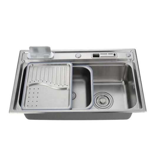 How to choose the kitchen stainless steel sink?