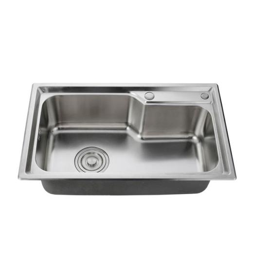 Stainless steel sink selection and maintenance methods