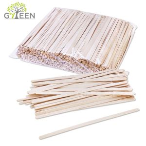 Bulk Eco-Friendly Disposable Wooden Coffee Stirrers