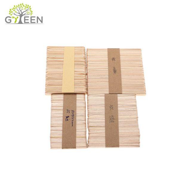 Paleta de helado de madera al por mayor / paleta de paleta (a granel)