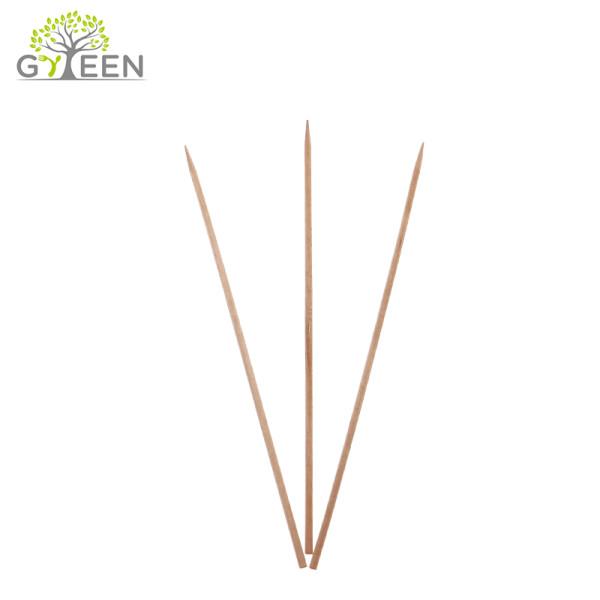 Eco-Friendly Round Wooden Skewer/BBQ Stick