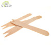Eco-Friendly Biodegradable Disposable Wooden Fruit Fork for Party Use