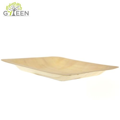Eco Friendly Disposable Wooden Plate