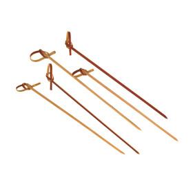 Eco-Friendly Bamboo Knot Skewer/Fruit Skewer