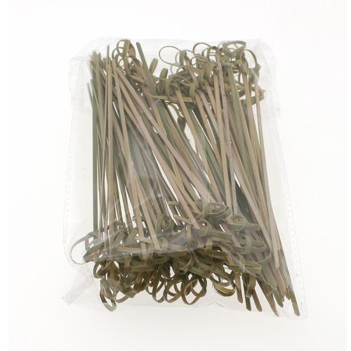 Brocheta de nudo de bambú ecológica / Brocheta de frutas