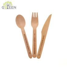 Greenwood Providing Environmentally Friendly Brich Wood Cutlery
