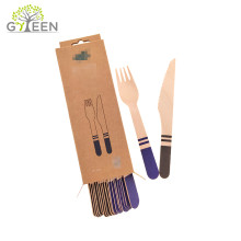 WOODEN CUTLERY: A QUALITY CHOICE