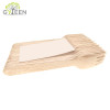 Eco-Friendly Disposable Wooden Cutlery with POF Skrinked Bag