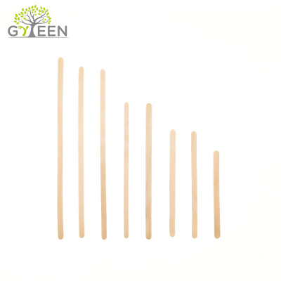 Eco-Friendly Bulk Coffee & Drink Wooden Stirrers