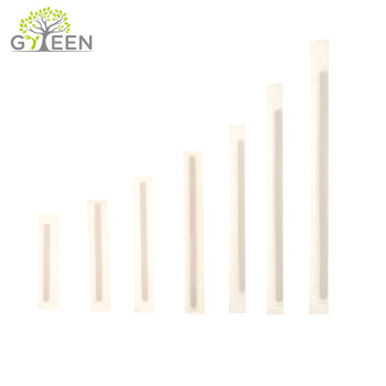 Eco-Friendly Coffee & Drink Wooden Stirrers with Single Wrapped
