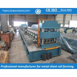 Rollo de barandilla personalizado estándar europeo que forma la máquina | ZHANGYUAN