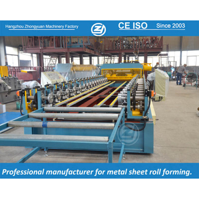 CE & SGS certificate customized line sheet roll forming machine manufacturer with ISO quality system | ZHONGYUAN