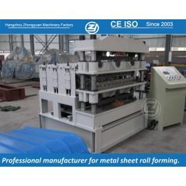 CE certificado personalizado rolo máquinas de prensagem manuafaturer com sistema de qualidade ISO | ZHANGYUAN