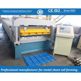 Европейский стандарт персонализированной алюминиевой плитки для производства профилей для металлочерепицы с системой качества ISO | ZHANGYUAN