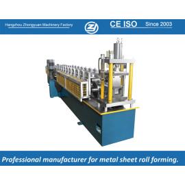 CE e SGS certificado personalizado stud e caminhão máquinas formadoras de rolos manuafaturer com sistema de qualidade ISO | ZHANGYUAN