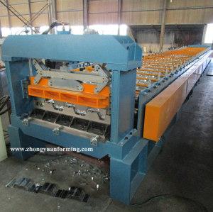 Taiwan fábrica de qualidade personalizado losacero rolo formando máquina fabricante com inspeção SGS | ZHONGYUAN