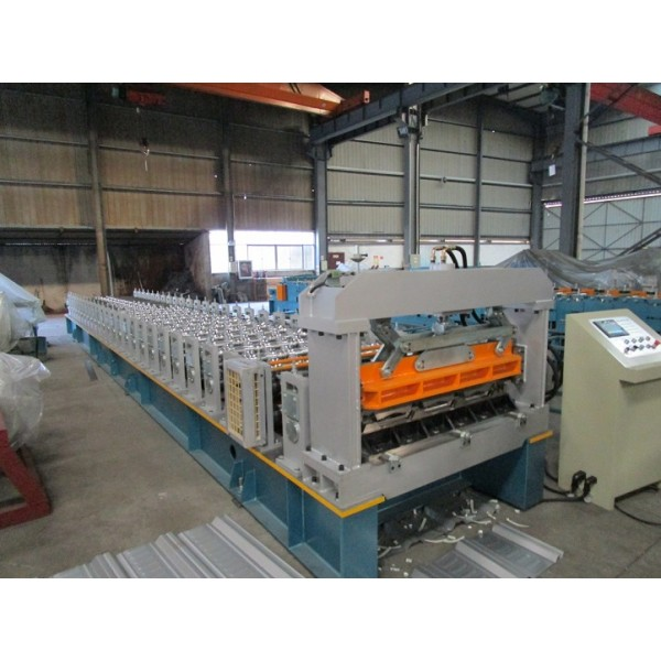 European standard factory customized RN-100/35 profile roll forming machine manufacturer with SGS inspection | ZHONGYUAN