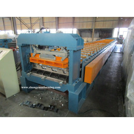 Fabricante europeo de máquinas perfiladoras Losacero con sistema de calidad ISO | ZHONGYUAN
