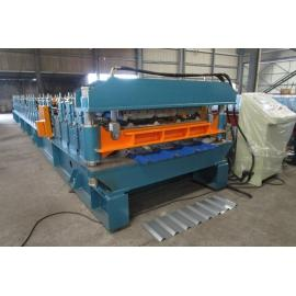 Fabricante de máquinas de doble capa con perfil de costilla México R101 y costilla de alta calidad con sistema de calidad ISO | ZHONGYUAN