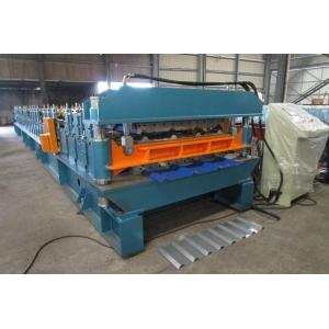 High quality Customized Mexico R101 & Rib profile double layer machine manufacturer with ISO quality system | ZHONGYUAN