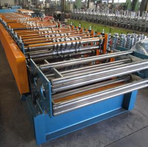 Fabricante de máquina de dupla camada personalizado México R101 & Rib perfil de alta qualidade com sistema de qualidade ISO | ZHONGYUAN