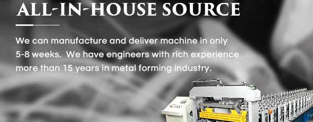 Manufacturer of metal forming machinery