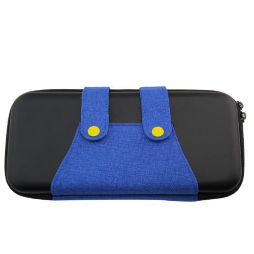 Carrying Case Compatible with Nintendo Switch - Protective Hard Shell Portable Travel Carry Case Bag for Nintendo Switch Console & Accessories-Black