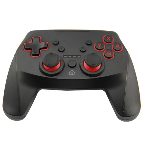Switch Pro Controller for Nintendo, Bluetooth Switch Gamepad Built-in Motor Adjustable Vibrating with 6-Axis Somatosensory, Wireless Game Remote (Support Upgraded Version)