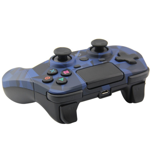 PS4 Controller,  Wireless Bluetooth Gamepad DualShock 4 Controller for PlayStation 4 Touch Panel Joypad with Dual Vibration Game Remote Control Joystick