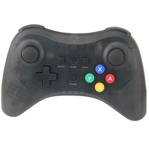 Wireless Game Controller,Bigaint Black Classic Gamepad Joypad Remote for Nintendo Wii U Pro