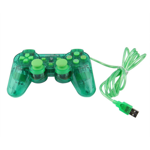 USB Wired Gaming Controller Gamepad For PC/Laptop Computer(Windows XP/7/8/10) & PS3 & Android & Steam  Five Colors