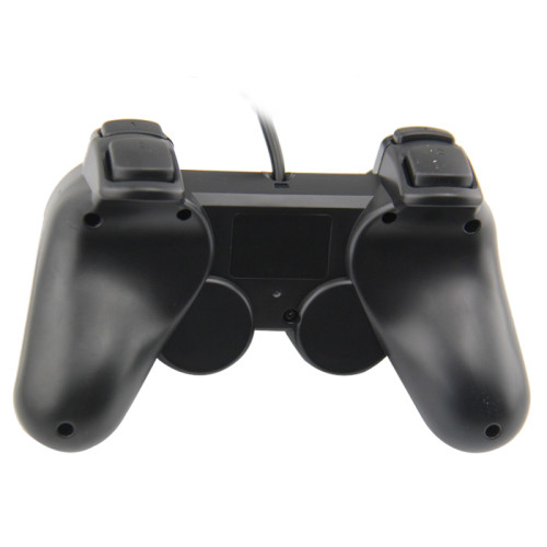 Game Controller,USB Wired Joypad with Dual Shock Joystick Gamepad for PC/Computer/Laptop