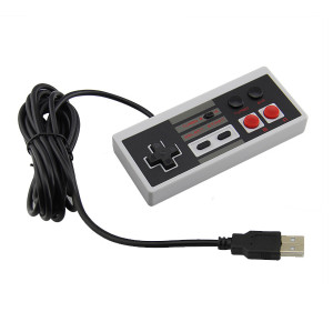 SNES Retro USB Classic Controller, SNES USB PC controller Joypad(NEW VERSION)