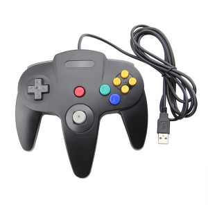 Wired USB Game Controller Gaming Joypad Joystick USB Gamepad For Nintendo Gamecube For N64 64 PC For Mac Gamepad