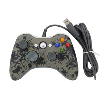 USB Wired Gamepad For Xbox 360 Controller Joystick For Official Microsoft PC Controller For Windows 7 8 10 Five Colors