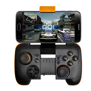Wireless Bluetooth Game Controller Classic Gamepad Joystick Supports Android & IOS Three Colors