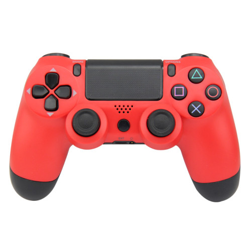PS4 Controller, Bluetooth Gamepad Six Axies DualShock 4 Wireless Controller for PlayStation 4 Touch Panel Joypad with Dual Vibration, Instantly Timely Manner To Share Joystick(US Version Packing) Four Colors
