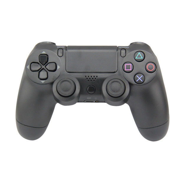 PS4 Controller, Wireless Bluetooth Gamepad Six-Axies DualShock 4 Controller for PlayStation 4 Touch Panel Joypad with Dual Vibration Game Remote Control Joystick Two colors