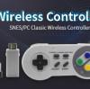 SNES/PC Classic Wireless Controller