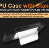 Nintendo Switch Multi-function TPU Case with stand