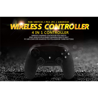 Wireless Gaming Controller for Nintendo Switch/PS3/PC/Android