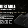 Mini Portable Charger Charging Dock Station for Nintendo Switch