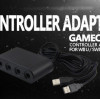 GameCube Controller Adapter for Wii U/PC/Nintendo Switch