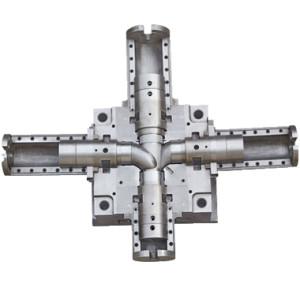 PVC Drainage and Sewerage Pipe Fitting Mould