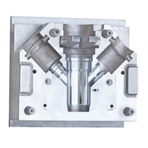 PE Butt Fusion pipe fitting mould