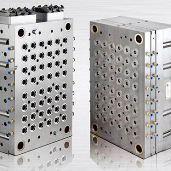 48 cavity Hot runner Slitting type Closure Mold