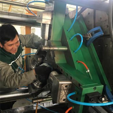 Установка и испытание формовки труб в Узбекистане
